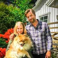 Erik Sjöholm and Wiweka Nerep the changdobels founders