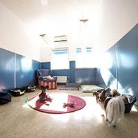 ombonade rum på Danderyd hundagis, Changdobels