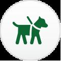 hunddagis ikon