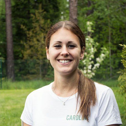 Caroline Olsson, Operativ Chef