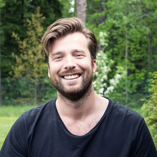 Erik Sjöholm, VD